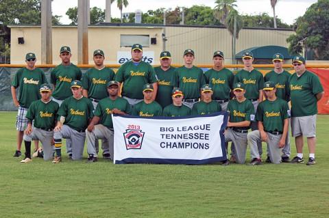 Northwest Little League Big League Division