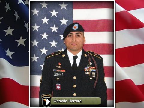 Staff Sgt. Octavio Herrera