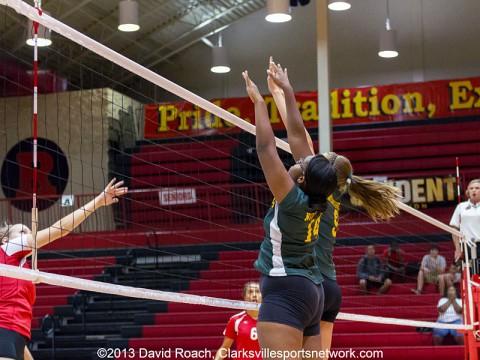 Rossview High School Volleyball