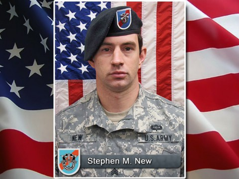 Staff Sergeant Stephen M. New