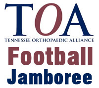 Tennessee Orthopedic Alliance Football Jamboree