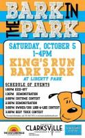 2013 Bark in the Park