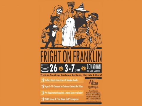2013 Fright on Franklin