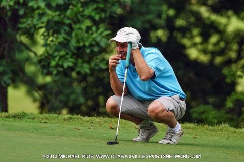 2013 Mann, Smith & Cummings Insurance Senior Tournament of Champions at Swan Lake golf course.