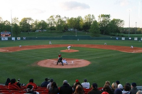 Austin Peay's baseball team begins its fall practice schedule with a 2:40 p.m., Monday practice at Raymond C. Hand Park. (Brittney Sparn - APSU Sports Information)