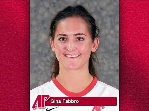 APSU Gina Fabbro