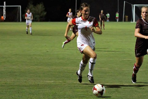 Austin Peay Women's Soccer. (Brittney Sparn - APSU Sports Information)