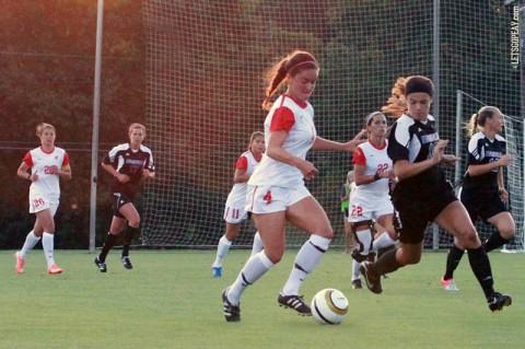 Austin Peay Women's Soccer. (Brittney Sparn - APSU Sports Information)