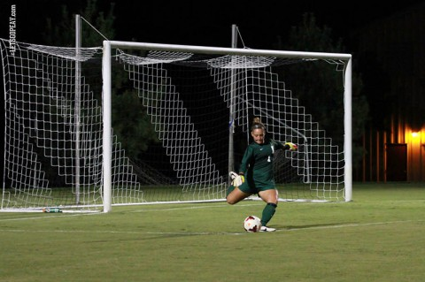 Austin Peay Women's Soccer. (Brittney Sparn/APSU Sports Information)