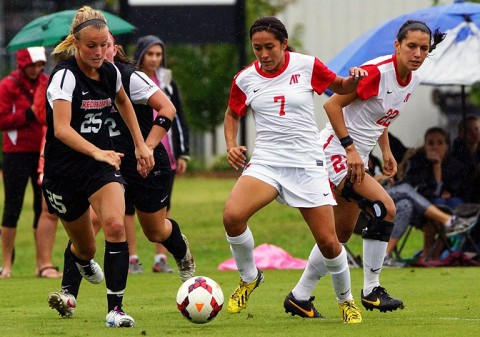 APSU Women's Soccer vs. Southeast Missouri. (Michael Rios-Clarksville Sports Network)