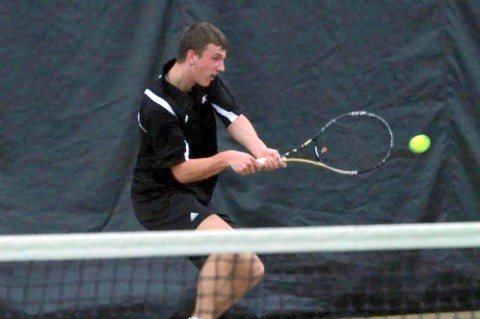 Austin Peay Men's Tennis. (Brittney Sparn-APSU Sports Information)