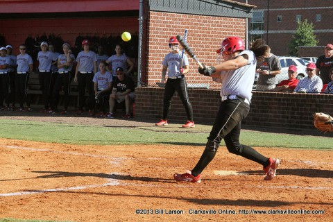 Austin Peay Women's Softball.