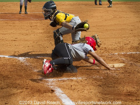 Austin Peay Lady Govs Softball vs. Motlow State Community College
