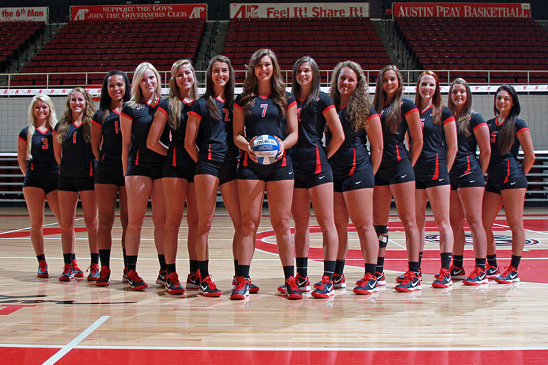 Apsu Lady Govs Volleyball Take On Jacksonville State Tennessee Tech To Open Ohio Valley Conference Season Clarksville Tn Online