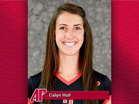 APSU's Calyn Hull