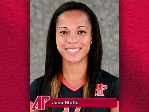 APSU's Jada Stotts