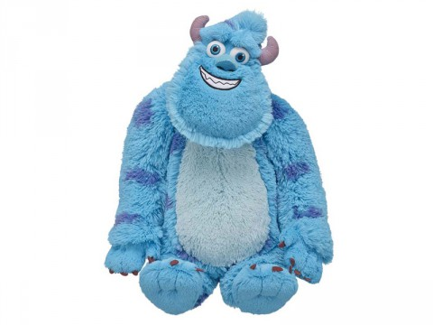 Sully from the Monsters movies recalled by Build-A-Bear due to possible choking harzard.