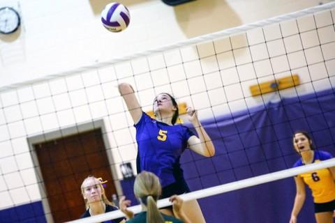 Clarksville High School Volleyball