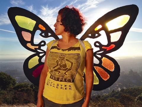 Favianna Butterfly Wings