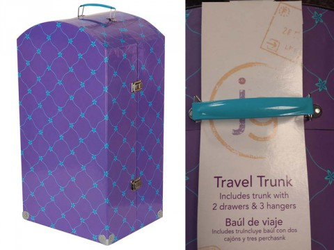 Journey Girl Travel Trunks recalled by Toys R Us Due
