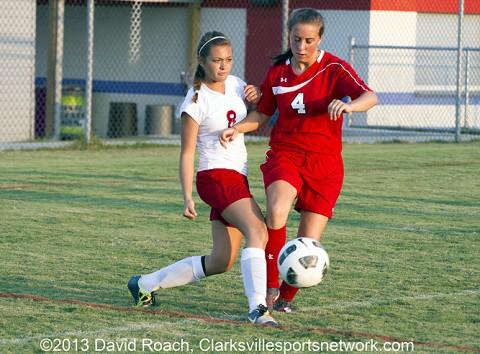 Montgomery Central High School Soccer vs. Hickman County