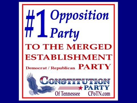 The Montgomery County Constitution Party of Tennessee