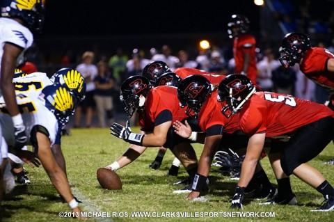 Rossview High School Football vs Northeast High School