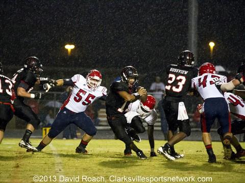 Rossview High School Football vs. Henry County