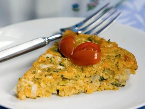 Savory Zucchini Pie