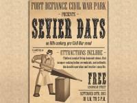 Sevier Days at Fort Defiance Interpretive Center September 28th.