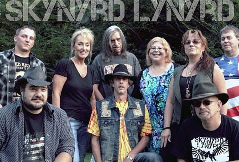 Come down to Riverfest tonight and see the Lynard Skynard tribute band, Skynard Lynard at 9:45pm.
