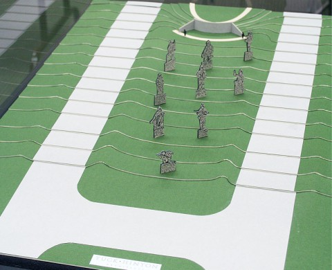Statues of Patriots Park Phase Two