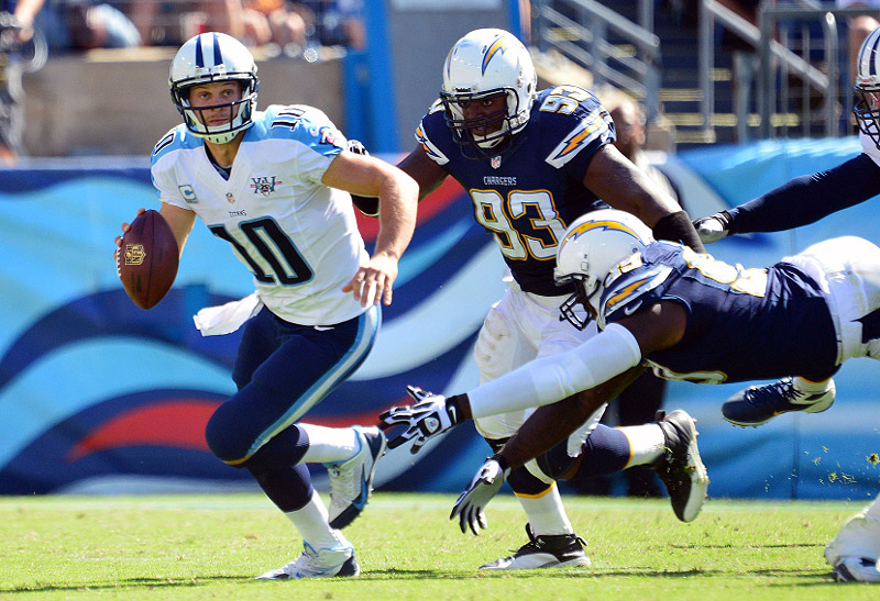 Tennessee Titans To Play New York Jets Sunday At Lp Field