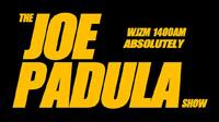 The Joe Padula Show on Clarksville's Radio WJZM 1400am.
