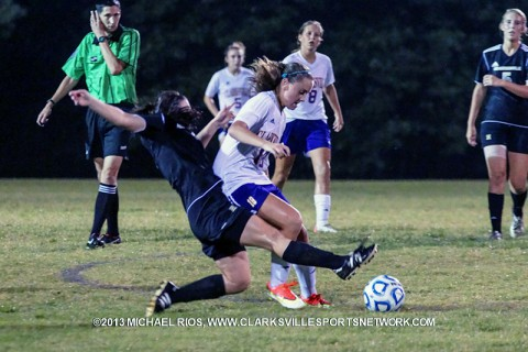 Clarksville High School Soccer vs. Hendersonville