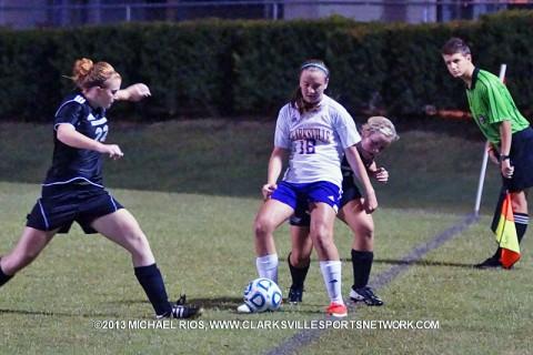 Clarksville High School Soccer vs. Hendersonville