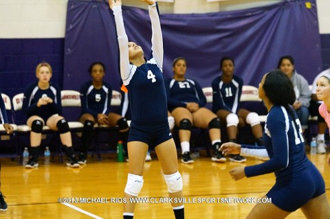 Northeast High School Volleyball.