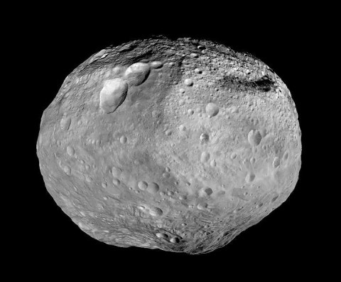 As NASA's Dawn spacecraft takes off for its next destination, this mosaic synthesizes some of the best views the spacecraft had of the giant asteroid Vesta. Dawn studied Vesta from July 2011 to September 2012. (NASA/Georgia Southern University NASA/JPL-Caltech/UCAL/MPS/DLR/IDA)