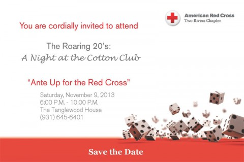 2013 Ante Up for the Red Cross