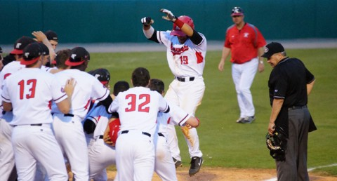 Austin Peay State University Baseball.