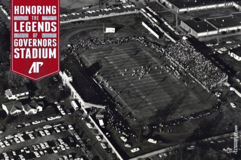 APSU Legends of Governors Stadium November 16th. (APSU Sports Information)
