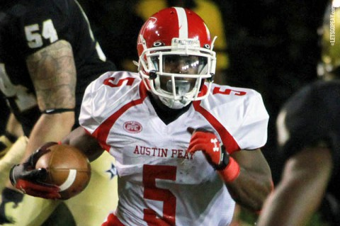 Austin Peay Football loses to Murray State 31-3. (APSU Sports Information)