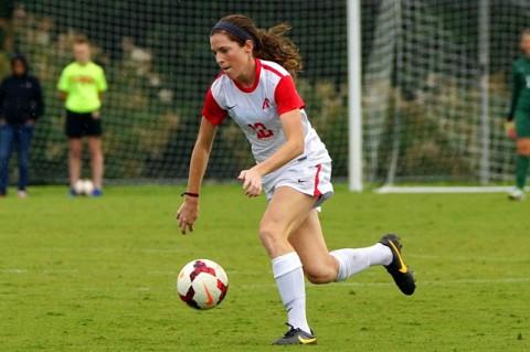 Austin Peay Women's Soccer. (Michael Rios - Clarksville Sports Network)