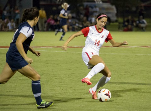 Austin Peay Women's Soccer. (David Roach-Clarksville Sports Network)