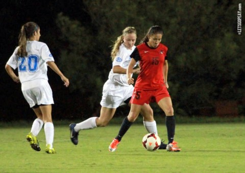 APSU Women's Soccer defeats Eastern Illinois 3-0. (APSU Sports Information)