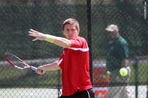 Austin Peay Tennis' Jasmin Ademovic draws first round bye. (APSU Sports Information)