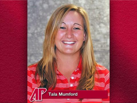 APSU's Tala Mumford