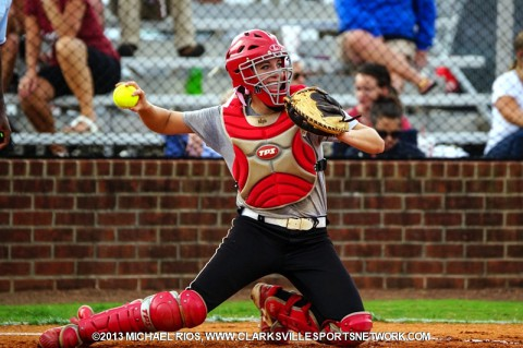 Austin Peay Softball finishes fall schedule undefeated. (Michael Rios-Clarksville Sports Network)