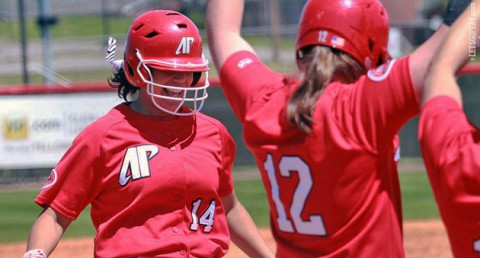 Austin Peay Women's Softball. (Brittney Sparn-APSU Sports Information)