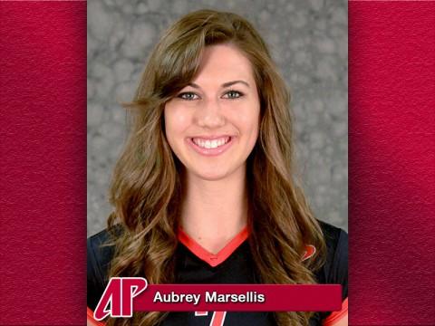 APSU's Aubrey Marsellis